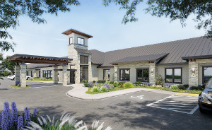 104 BEDS OF ASSISTED LIVING COMMUNITY BY MEMORIAL HERMANN